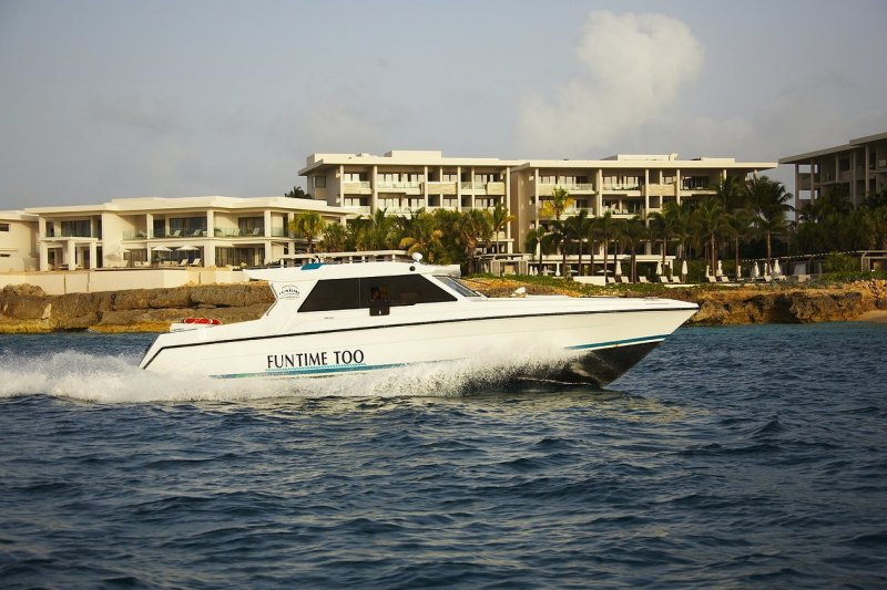 Funtime Charters Fast Boat Transfers To Anguilla Stmartinbookings Com