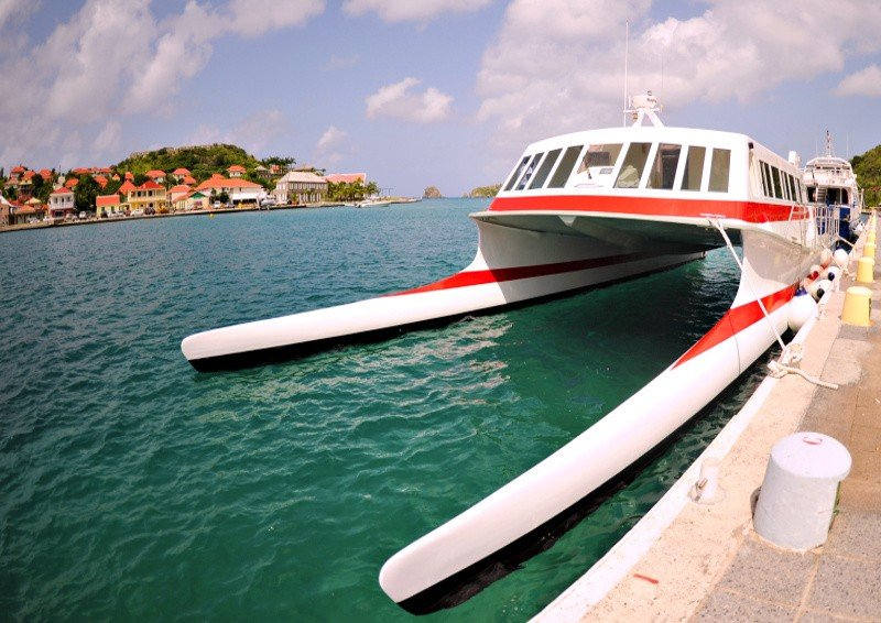 1. The Edge - High-speed Ferry